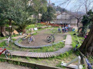 scuola mountain bike genova